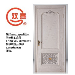 Solid Wood Door for Exterior of Hotel, Apartment Villa pictures & photos