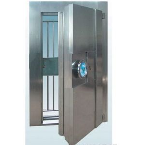 Factory Outlets Fanancial Interests Bank Vault Security Door pictures & photos