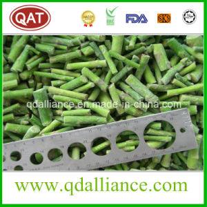 IQF Frozen Cut Green Asparagus pictures & photos
