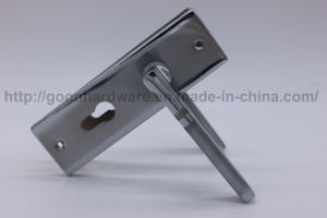 Aluminum Handle on Iron Plate 082 pictures & photos