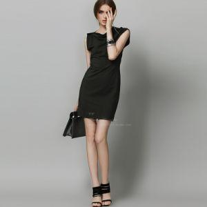 2015 Latest Fashion European Style Short Sleeve Mini Women Dress pictures & photos