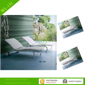 2015 New Model Lazy Lounge Chair with Wheel