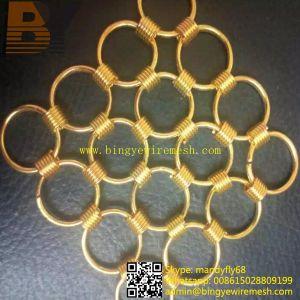Interior Decorative Ring Mesh pictures & photos