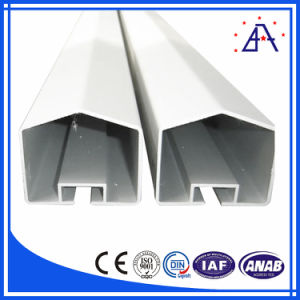 Polished Aluminum Tent Pole Tent Aluminum Profile pictures & photos