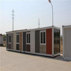 New Design Warm Insulation Container House pictures & photos