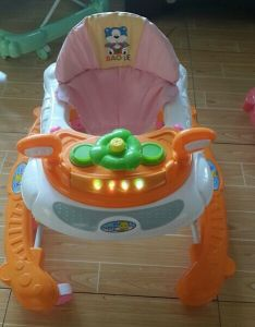 New Baby Walker with Music and Light (HB-N215) pictures & photos