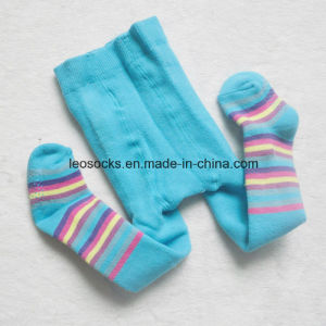 Kid Tight Child Pantyhose Tights Baby Cotton Dancing Tights pictures & photos