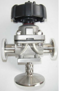 Sanitary Manual Diaphragm Valve (CF88159)