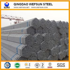 Ss400 Q235 Hot Dipped Galvanized Round Steel Pipe pictures & photos
