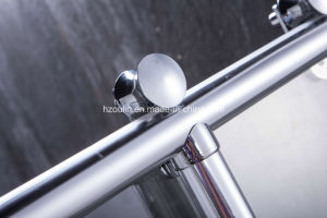 Sliding Shower Enclosure with Big Roller pictures & photos