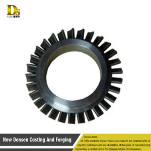 China CNC Casting Machining Stainless Steel Ball Bearing Roller Impeller Part pictures & photos