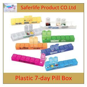 7 Case Pill Box Week Pill Box pictures & photos