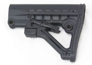 Airsoft Gun Accessory Butt Stock pictures & photos