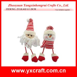 Christmas Decoration (ZY13L432-1-2 25CM) Christmas Indoor Outdoor Decoration pictures & photos