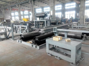 Ls Customize Hooper Stainless Steel Screw Conveyor for Food Industry pictures & photos