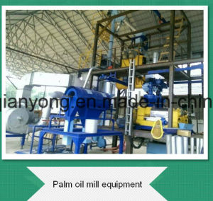 1.5t-20t/H Palm Oil Processing Plant in Thailand pictures & photos
