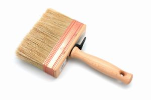 Natural Bristle, Wood Handle Brush pictures & photos
