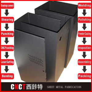 Specialize in Manufacturing Sheet Metal Products pictures & photos