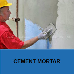 Redispersible Polymer Powders Chemical Admixtures for Exterior Wall Cement Renders pictures & photos