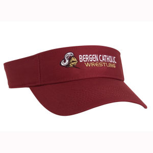 Women Sunvisor Cap with Front Logo Embroidery (GKA12-A0005) pictures & photos