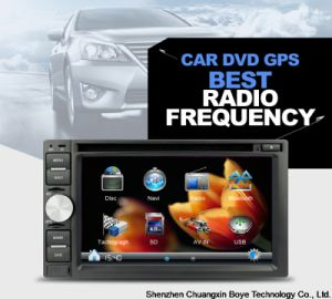 Car DVD GPS Universal Double DIN Navigation MP4 Player pictures & photos
