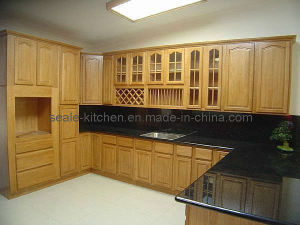 China modern design kitchen cabinet china melamine kitchen cabinet