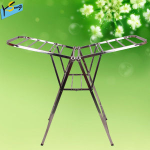 Stainless Steel Butterfly Shape Clothes Drying Rack