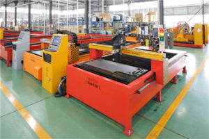 High Definition Plasma Cutting Machine pictures & photos
