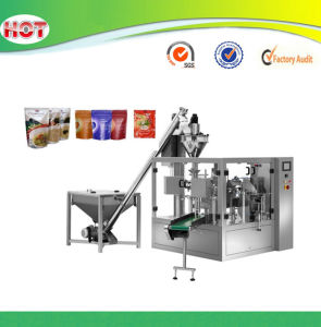 Mini Zipper Doypack Machine/Filling Sealing Machine pictures & photos