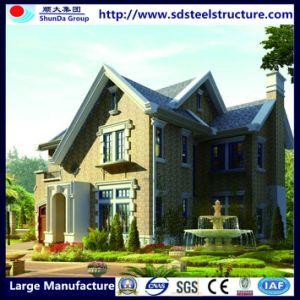 Modular Light Seel Structure Prefab Villa House pictures & photos
