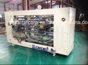 Double PCS Corrugated Box Stitching Machine pictures & photos