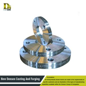 OEM Pipe Fittings Parts 304L Forged Flange Forging Process Forging Parts Forging Foundry pictures & photos