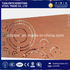 Corten a/B/D Steel Plate Cor-Ten a Weather Resistance Sheet 1.5m pictures & photos