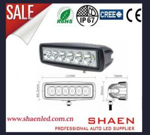 18W Flood Beam DRL Daytime Running Light pictures & photos