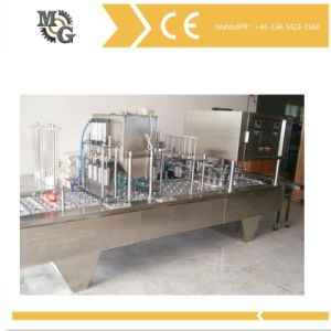 Automatic Yoghourt Filling Packing Machine pictures & photos