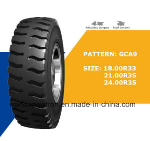 Radial OTR Tyre 21.00r35 24.00r35, Chinese Cheap off-The-Road Tyre pictures & photos
