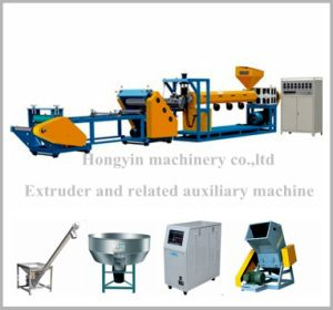 Automatic Plastic PP/PS Sheet Extruder Machine (HY-670) pictures & photos