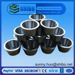 99.95% Molybdenum Crucibles for Crystal Growth and Rare Earth Melting pictures & photos