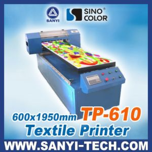Tp-610 Flatbed Direct to Garment Printer, with Dx5 Printhead pictures & photos