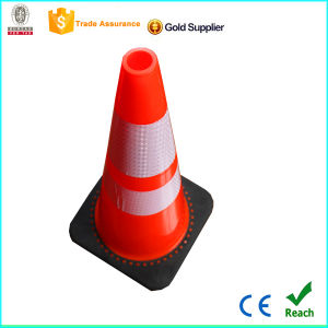 Direct Sale 70cm PVC Traffic Cone with CE pictures & photos