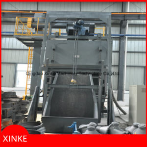 Crawler Pill Blasting Machine Factory Direct Sale pictures & photos