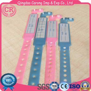 Hospital Medical Plastic Bracelets PVC Bracelet ID Band pictures & photos
