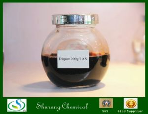 Agrochemical Diquat 40% Tk, 200g/L SL