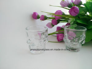 Special Shaped Skull Shot Glass, 50ml Skull Shot Glass Cup, Fancy Glass pictures & photos