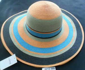 paper braid hat pictures & photos