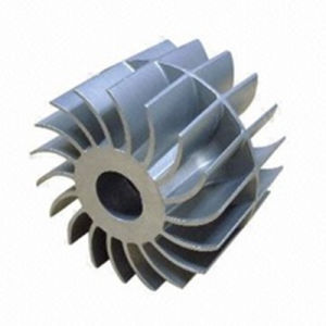 Stainless Steel Casting Pump Impeller pictures & photos
