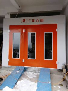 Paint Spray Booth /Baking Oven pictures & photos