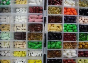 Hard/Soft Gelatin Capsule Electric Counting Machine (24 channels) pictures & photos
