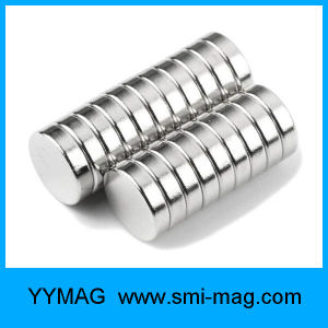 Customized Sinter Neodymium NdFeB Disc Magnetic Material pictures & photos