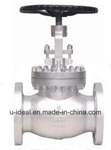Cast Steel Flange Stop Valve-Globe Valve pictures & photos